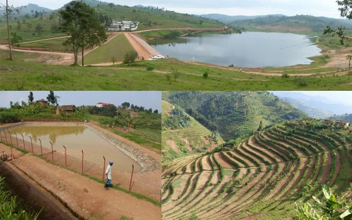 DAM AND IRRIGATION SITES FINAL DESIGN OF 4 SITES FOR LAND HUSBANDRY WATER HARVESTING AND HILLSIDES IRRIGATION (LWH) PROJECT (RWANDA)